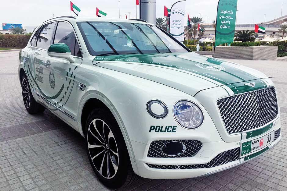 Dünyanın en pahalı 10 polis arabası - Page 1