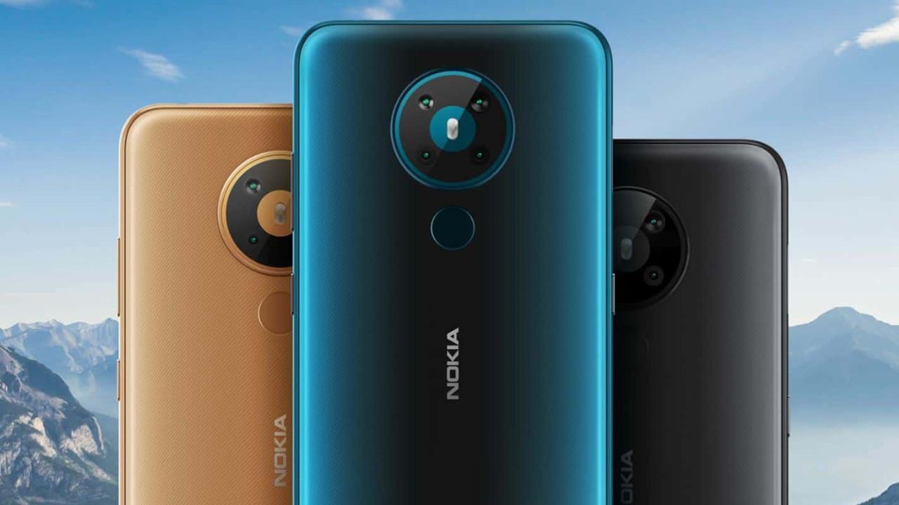 İşte Nokia'nın fiyat/performans canavarı Nokia 5.3