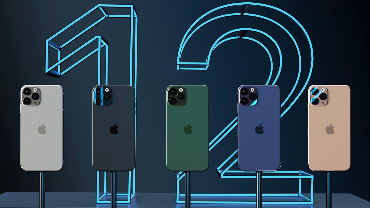Apple iPhone 12 modellerinde 3 farklı üreticinin imzası bulunacak