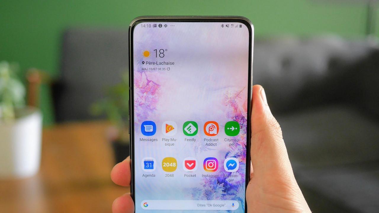 Samsung Galaxy A71  5G özellikleri sızdırıldı!