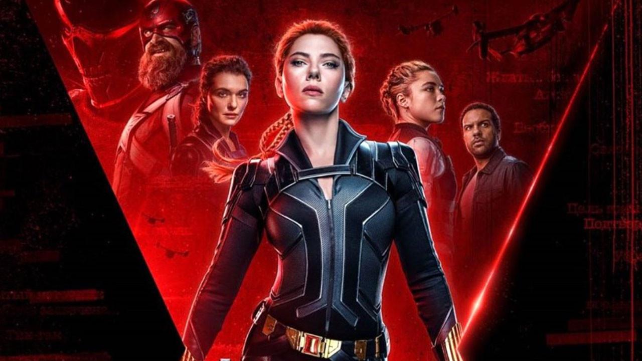 Koronavirüs Black Widow filmini de vurdu!