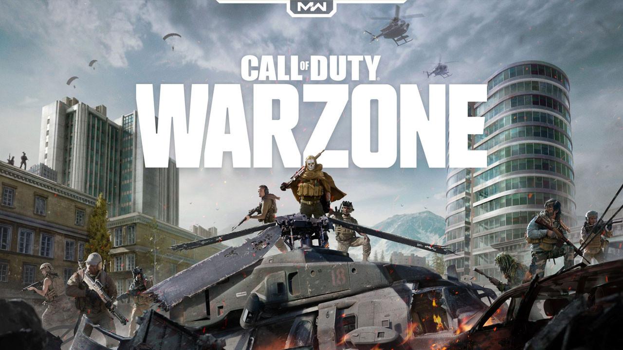 Call of Duty: Warzone hilecilerle doldu