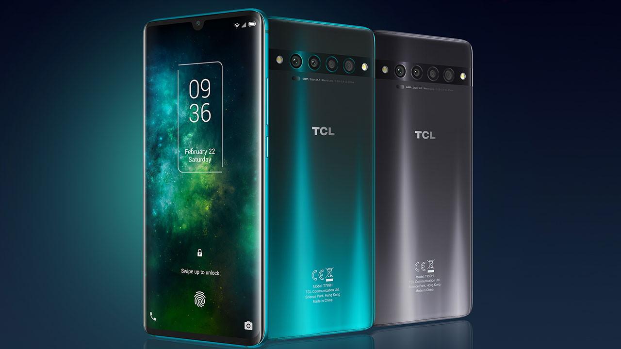TCL 10 serisi Türkiye'ye geliyor