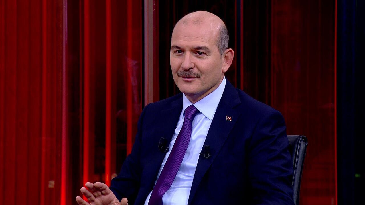 İçişleri Bakanı Süleyman Soylu istifa etti! (güncellendi)