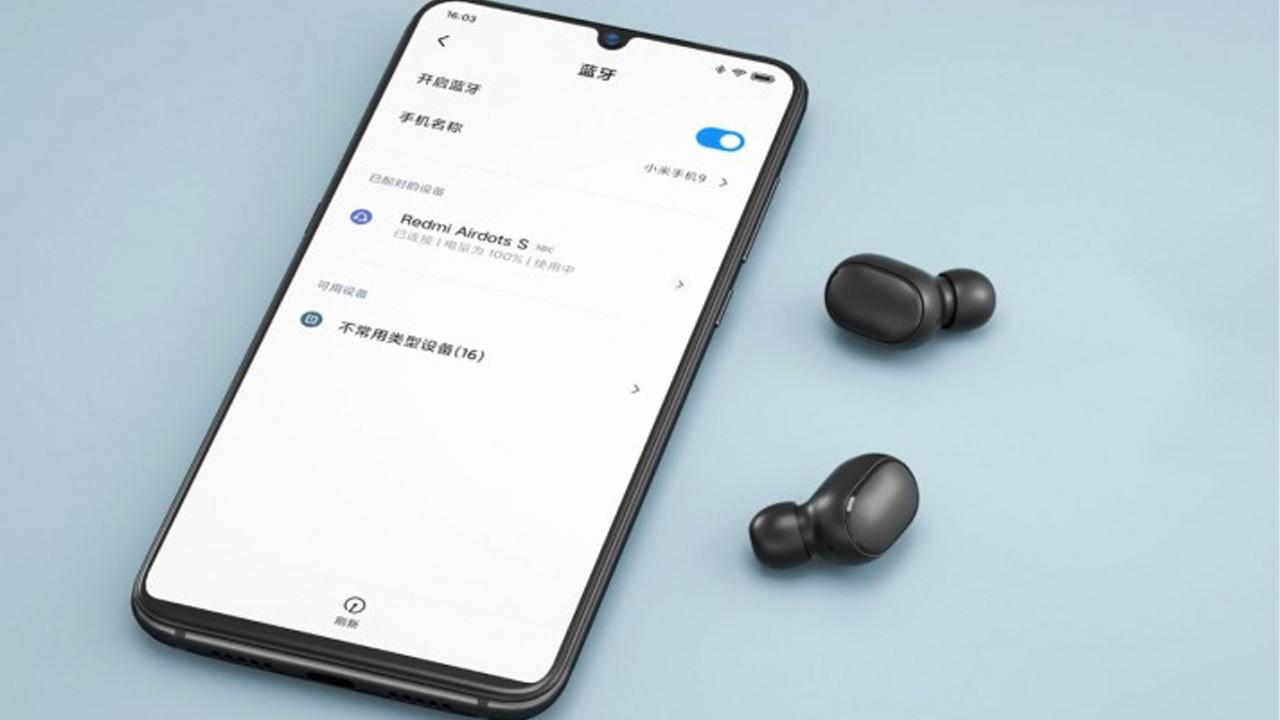 100TL'lik kablosuz kulaklık Redmi Air Dots S satışa çıktı!