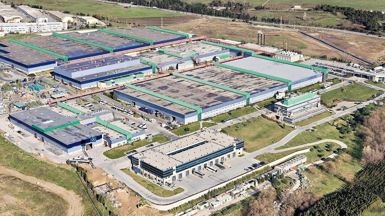 Mercedes-Benz Türkiye'deki fabrikalarını açıyor
