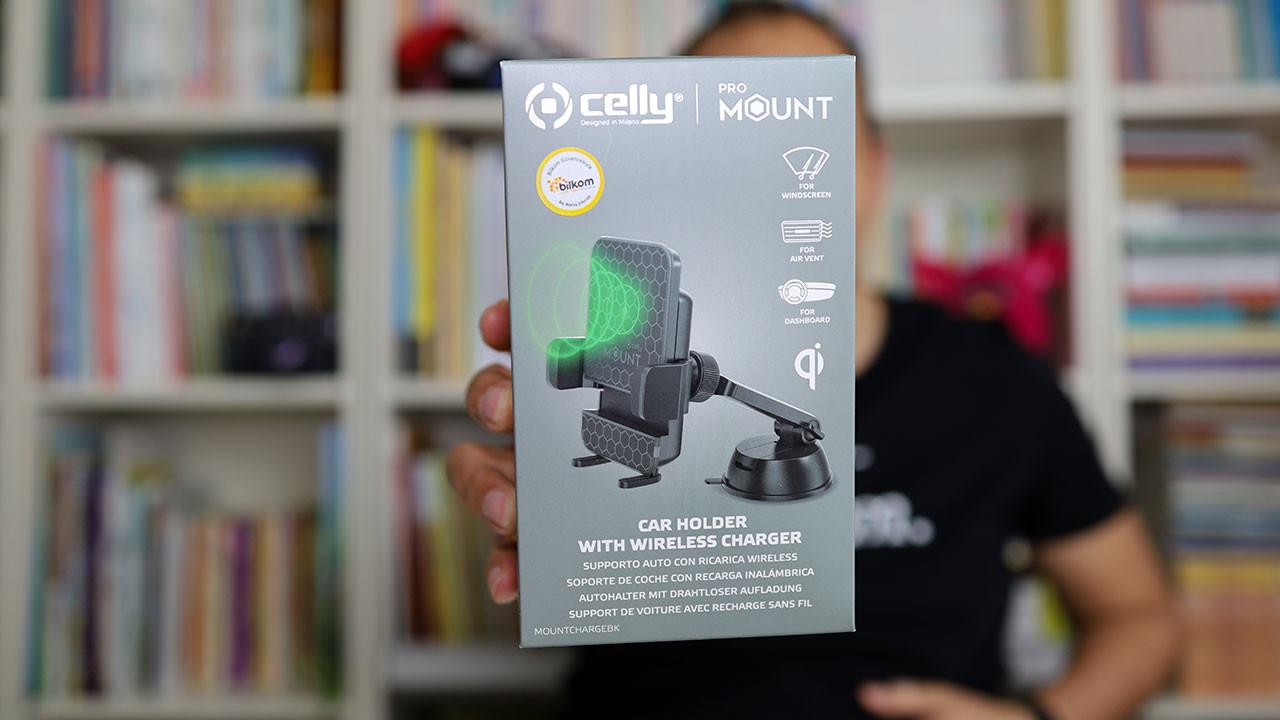 Celly Pro Mount kutudan çıkıyor! (video)