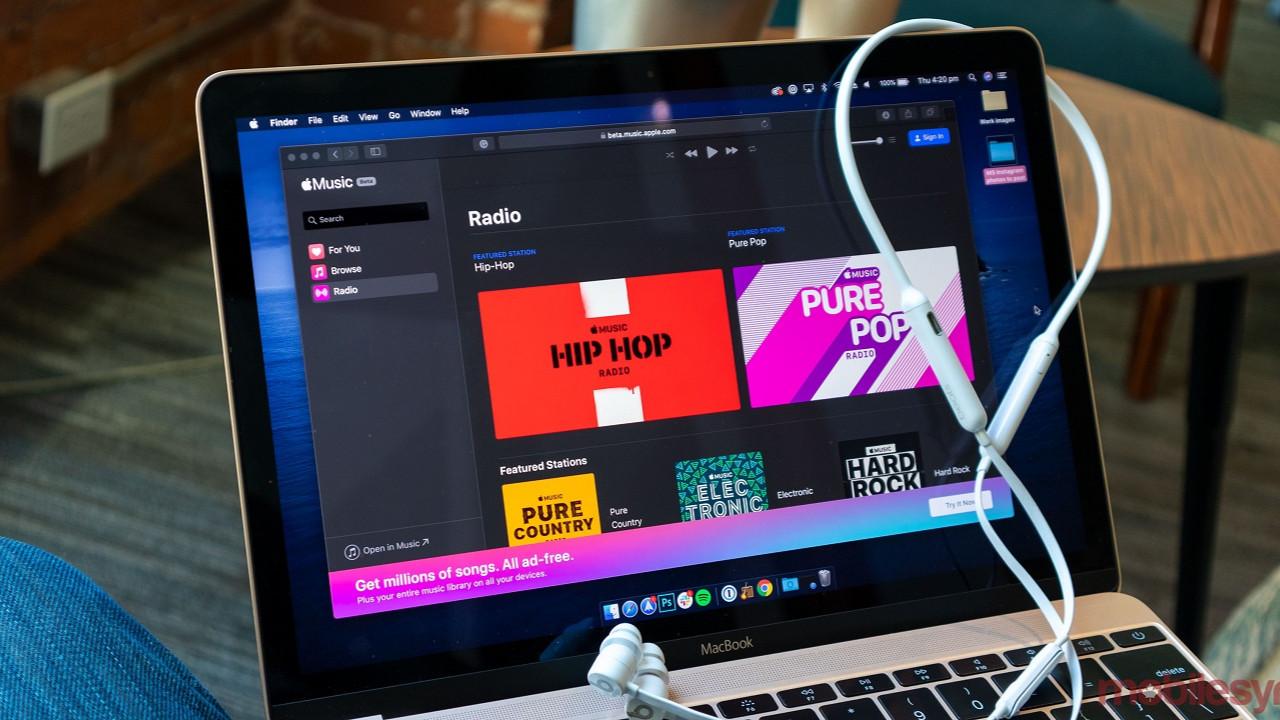 Apple Music'in tarayıcı sürümü kullanıma açıldı!