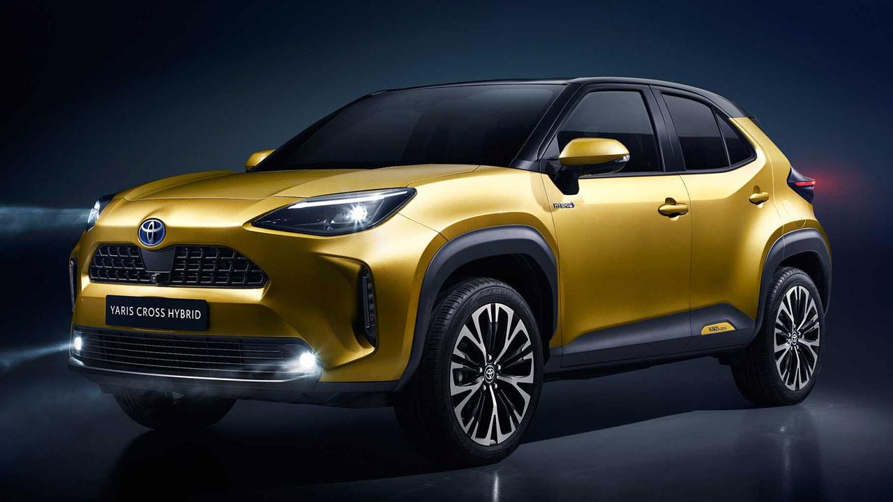 Minik SUV Toyota Yaris Cross tanıtıldı