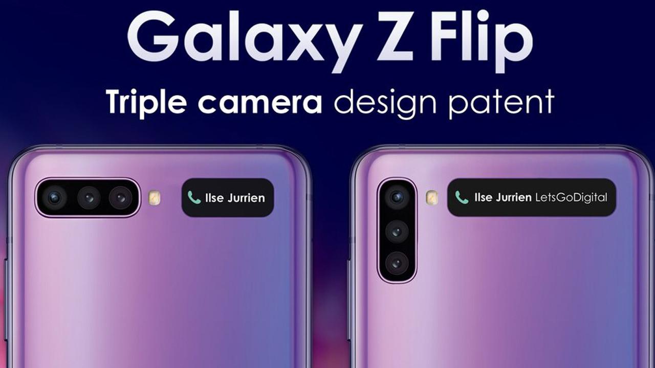 Samsung Galaxy Z Flip 2 kamera detayları belli oldu