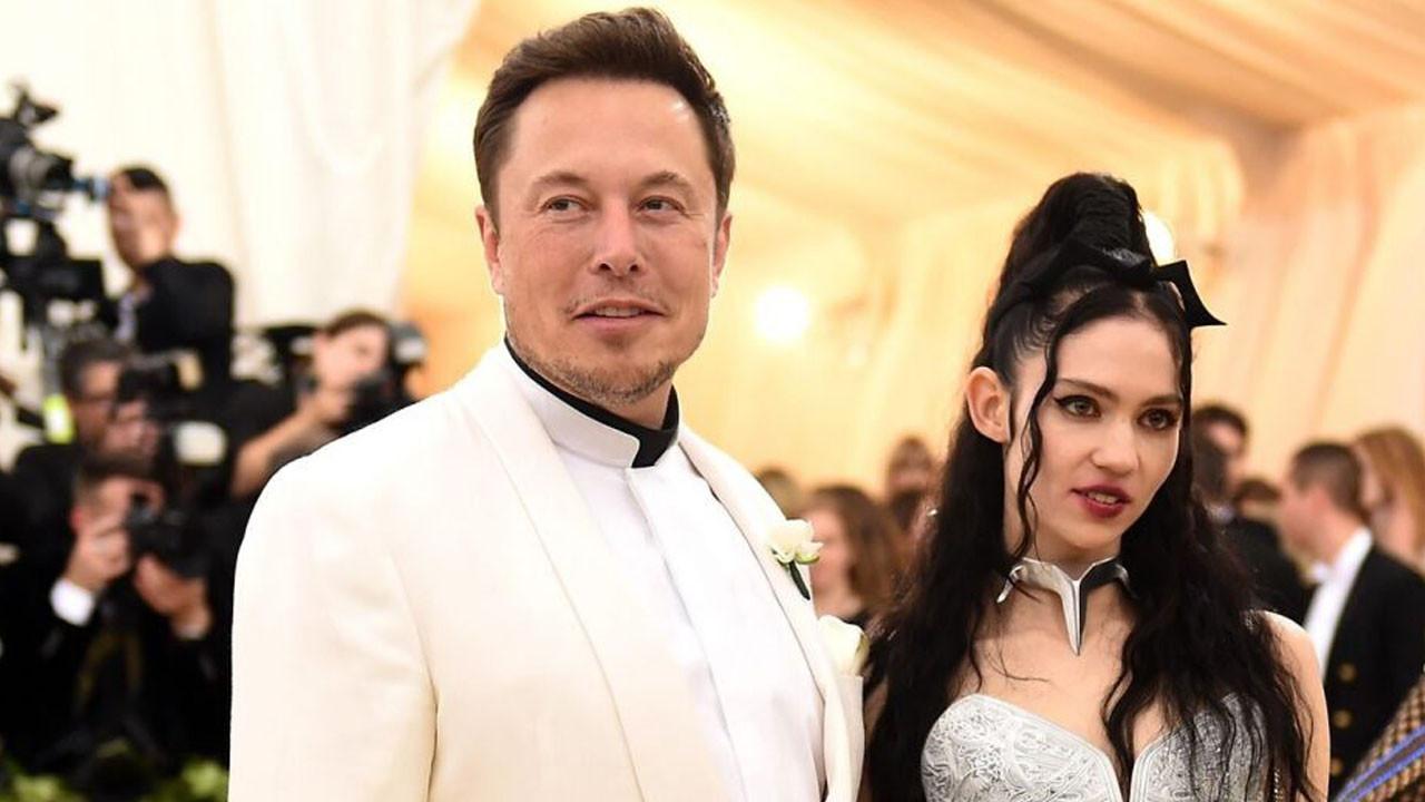 Böyle isim mi olur? Elon Musk bebeğine X Æ A-12 Musk ismini verdi!