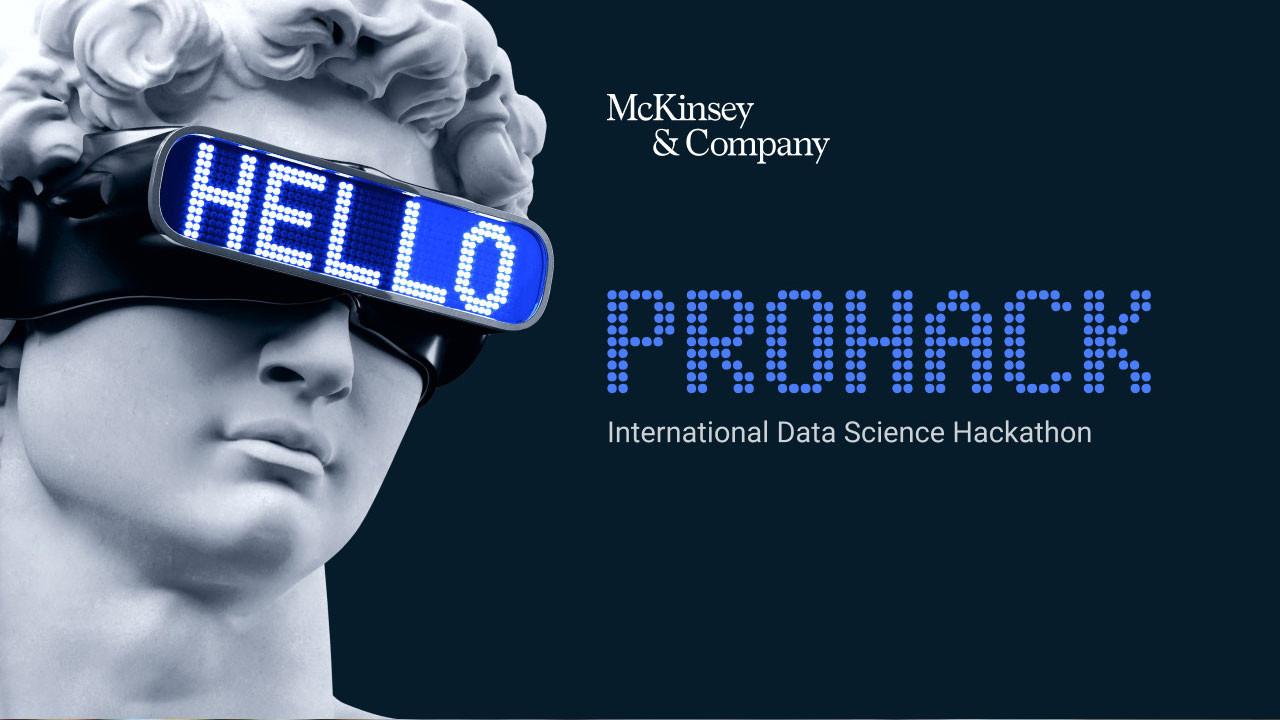 McKinsey, Online Hackathon PROHACK düzenliyor