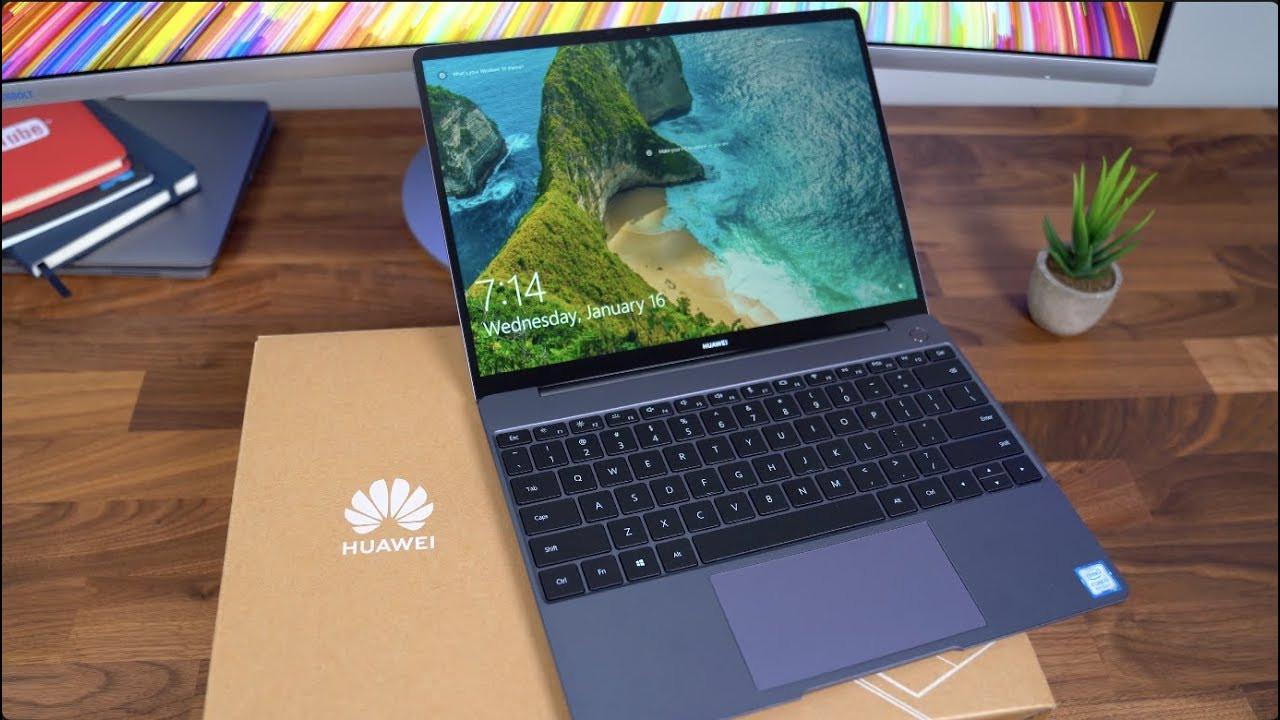 Huawei MateBook 13 satışa çıktı işte Türkiye fiyatı!