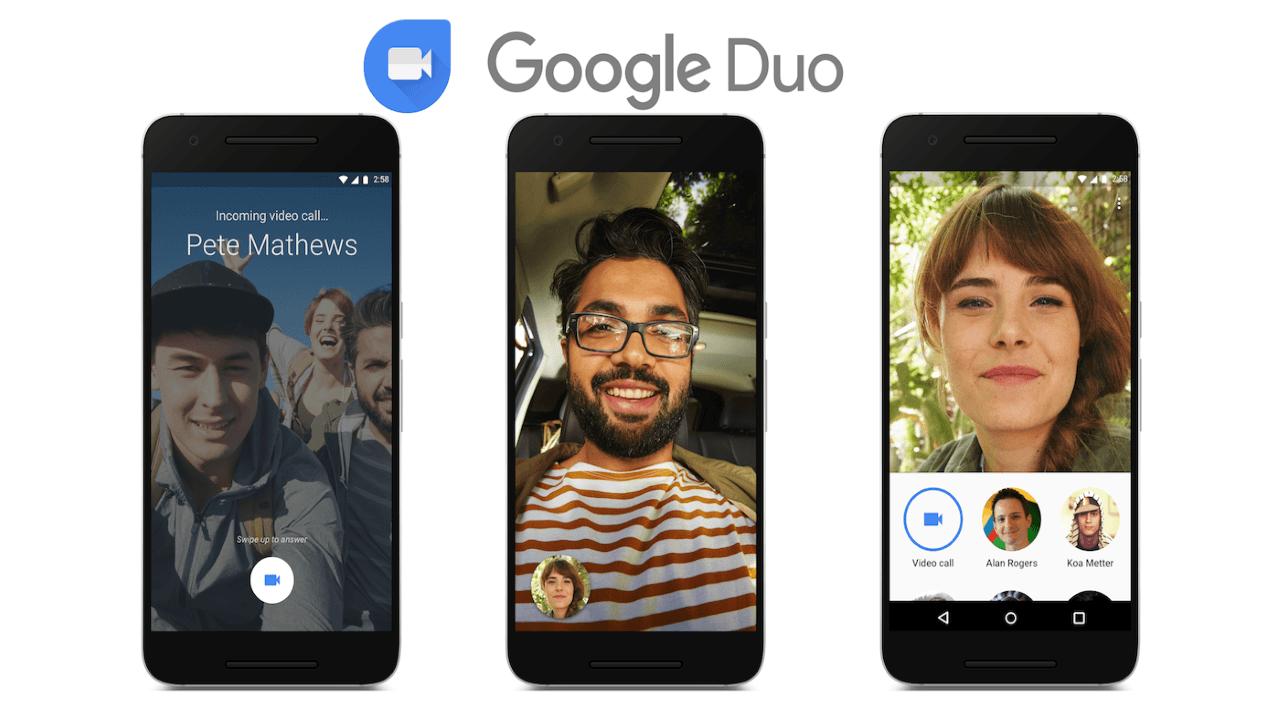 Google Duo kullanıcılarına müjde! Katılımcı sayısı artacak!