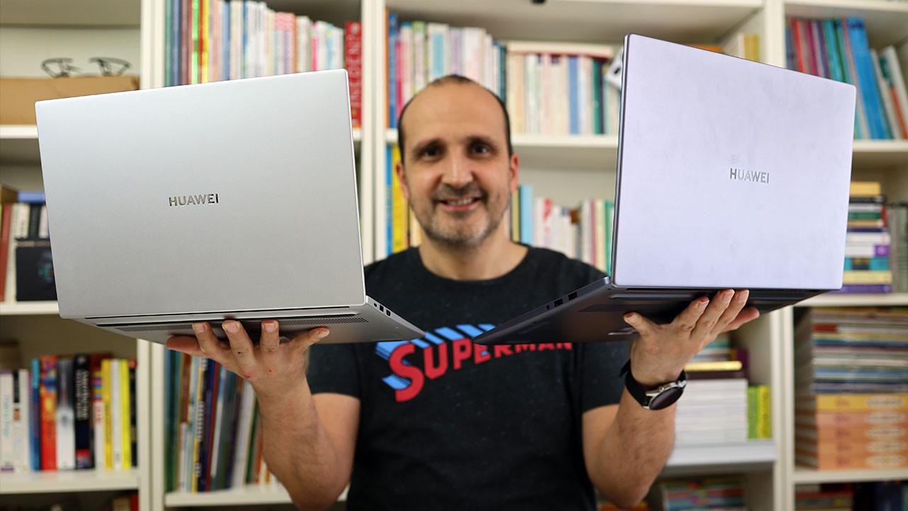 O mu bu mu: Huawei MateBook D 14 - MateBook D 15