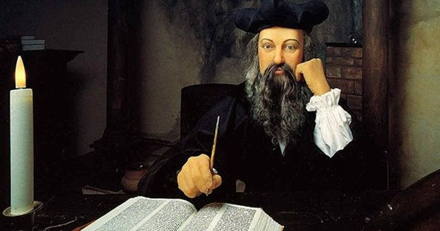 Koronavirüsü bildi mi? Ünlü kahin Nostradamus'un tüm kehanetleri! - Page 3