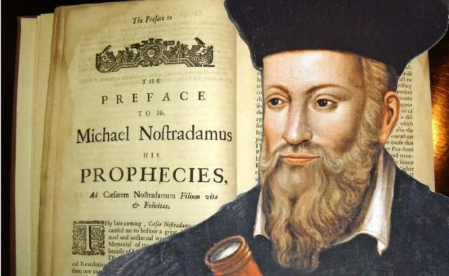 Koronavirüsü bildi mi? Ünlü kahin Nostradamus'un tüm kehanetleri! - Page 1
