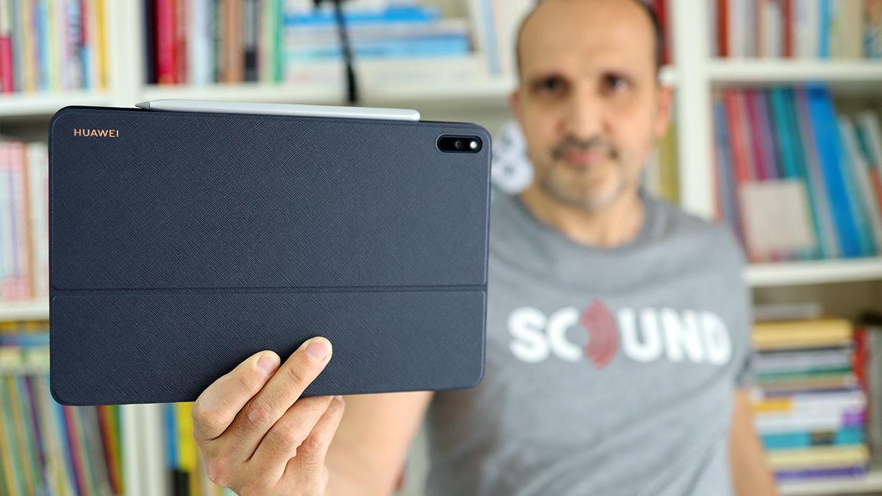 iPad Pro katili Huawei MatePad Pro kutudan çıkıyor