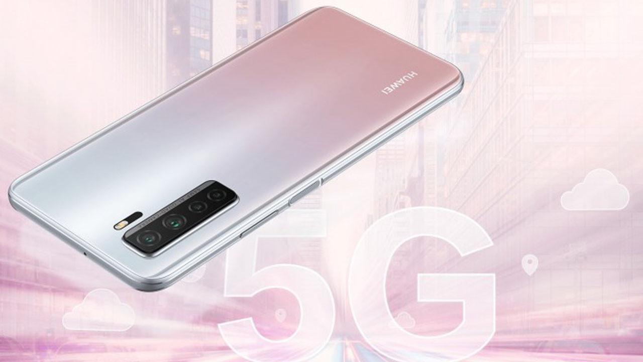 Huawei P40 Lite 5G tanıtıldı işte özellikleri ve fiyatı!