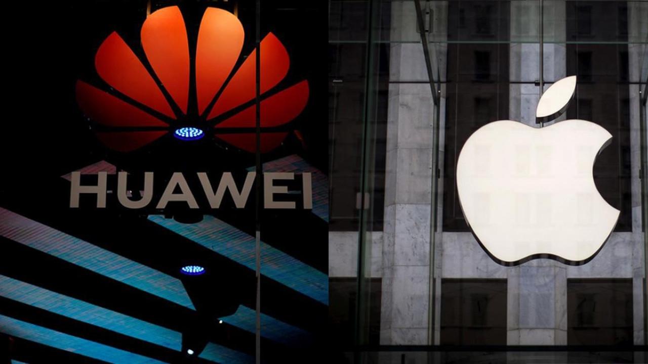 Çin'den Huawei intikamı! Apple için ambargo şoku!