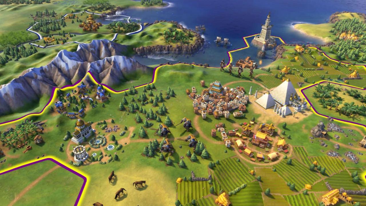 GTA 5'ten sonra şimdi de Civilization ve Borderlands bedava oluyor!