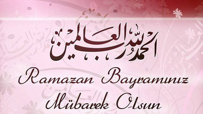 En güzel Ramazan Bayramı mesajları - 2020 - Page 4