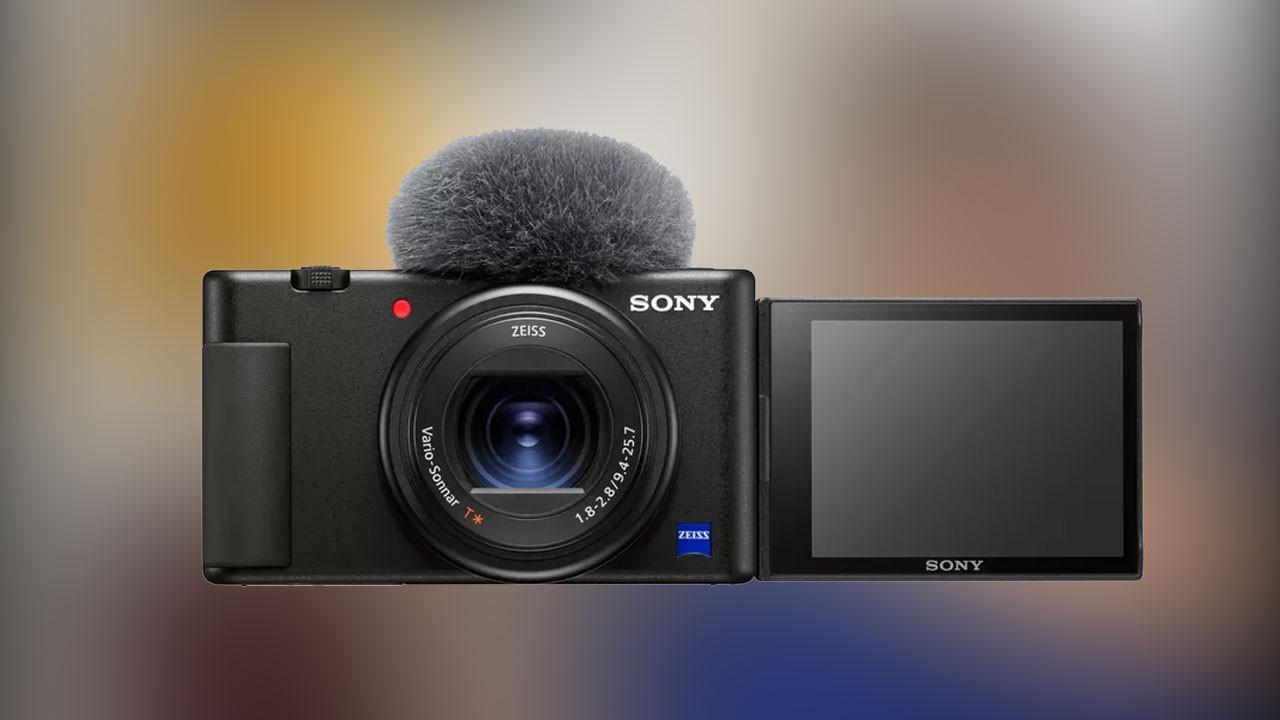 Yeni YouTuber kamerası: Sony ZV-1