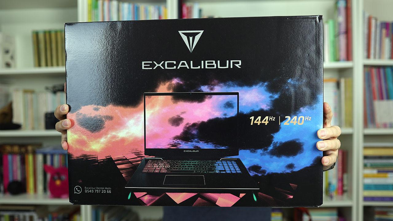 Bu PC, PS5'i ezer geçer! Excalibur G900 1180-EX80A-B inceleme
