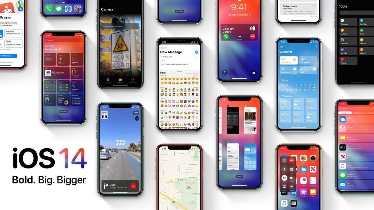 iOS 14 alacak iPhone modelleri belli oldu!
