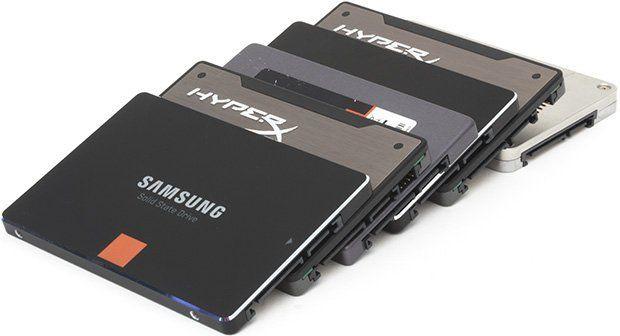 En hızlı SSD modelleri! - Page 1