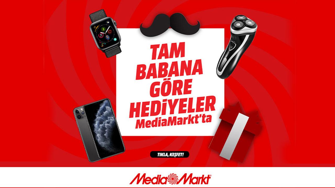 MediaMarkt'tan Babalar Günü'ne özel kampanya!