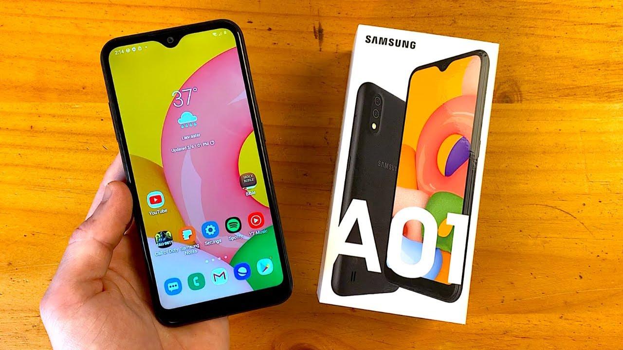 Muhtemelen daha ucuzu gelmez! İşte Samsung Galaxy A01e!