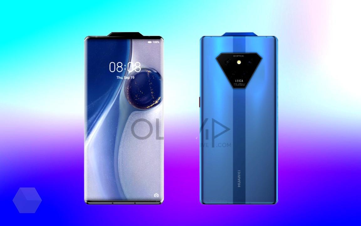 Çinli üretici Huewei yeni model Mate 40 akıl telefonla dikkatleri üstüne aldı!