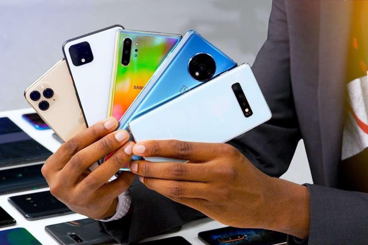 2019 yılında en çok akıllı telefon satan markalar! - Page 1