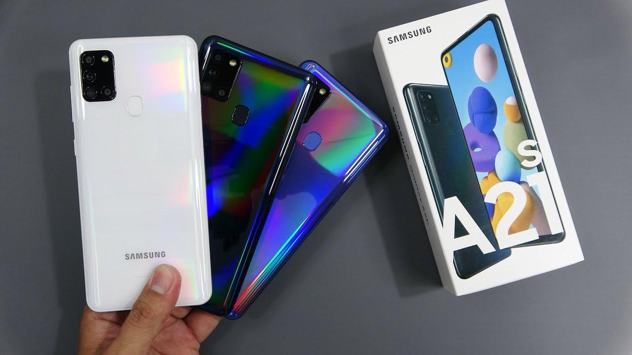 Fiyat performans modeli Samsung Galaxy A21s satışa çıktı işte fiyatı!