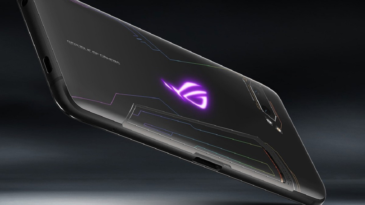 Asus ROG Phone 3 görüntülendi! (Video)