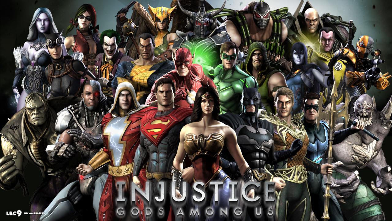 Injustice Gods Among Us Ultimate Edition bedava oldu kaçırmayın!
