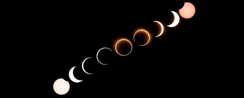 NASA'nın gözünden 'Ateş Çemberi Güneş Tutulması'! - Page 2