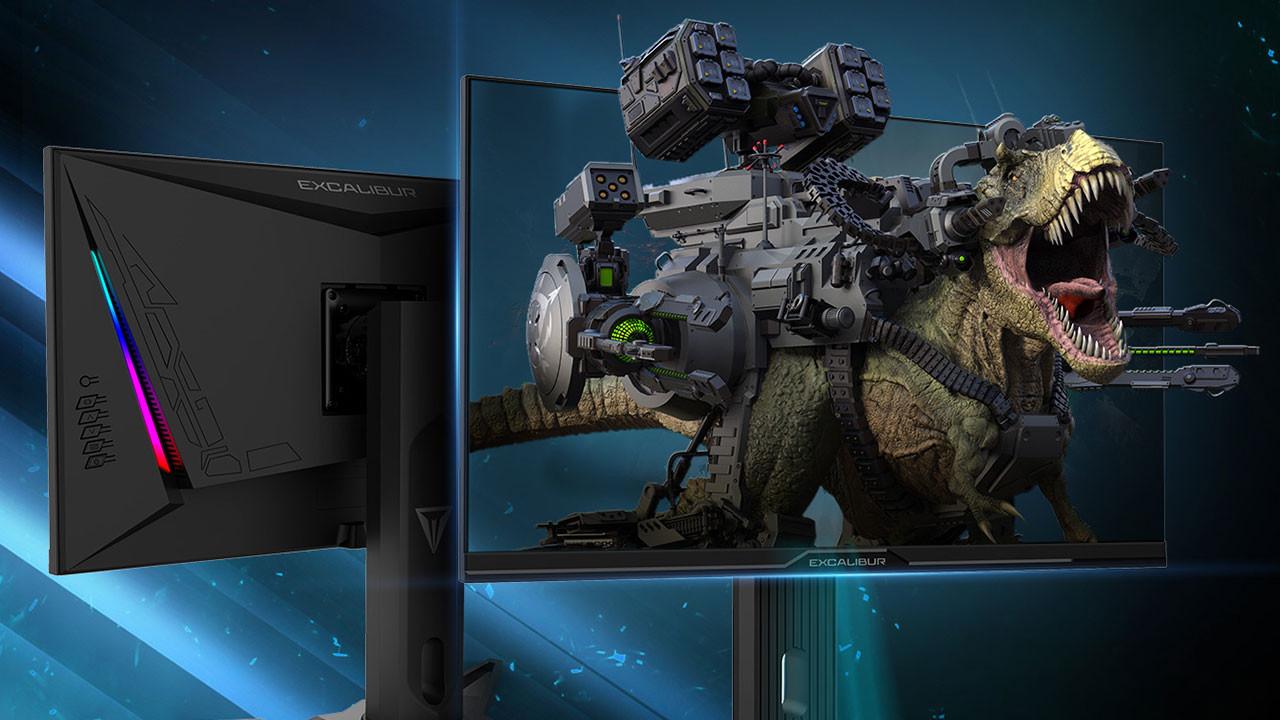144Hz'li Excalibur 27 inç oyun monitörü satışa çıktı