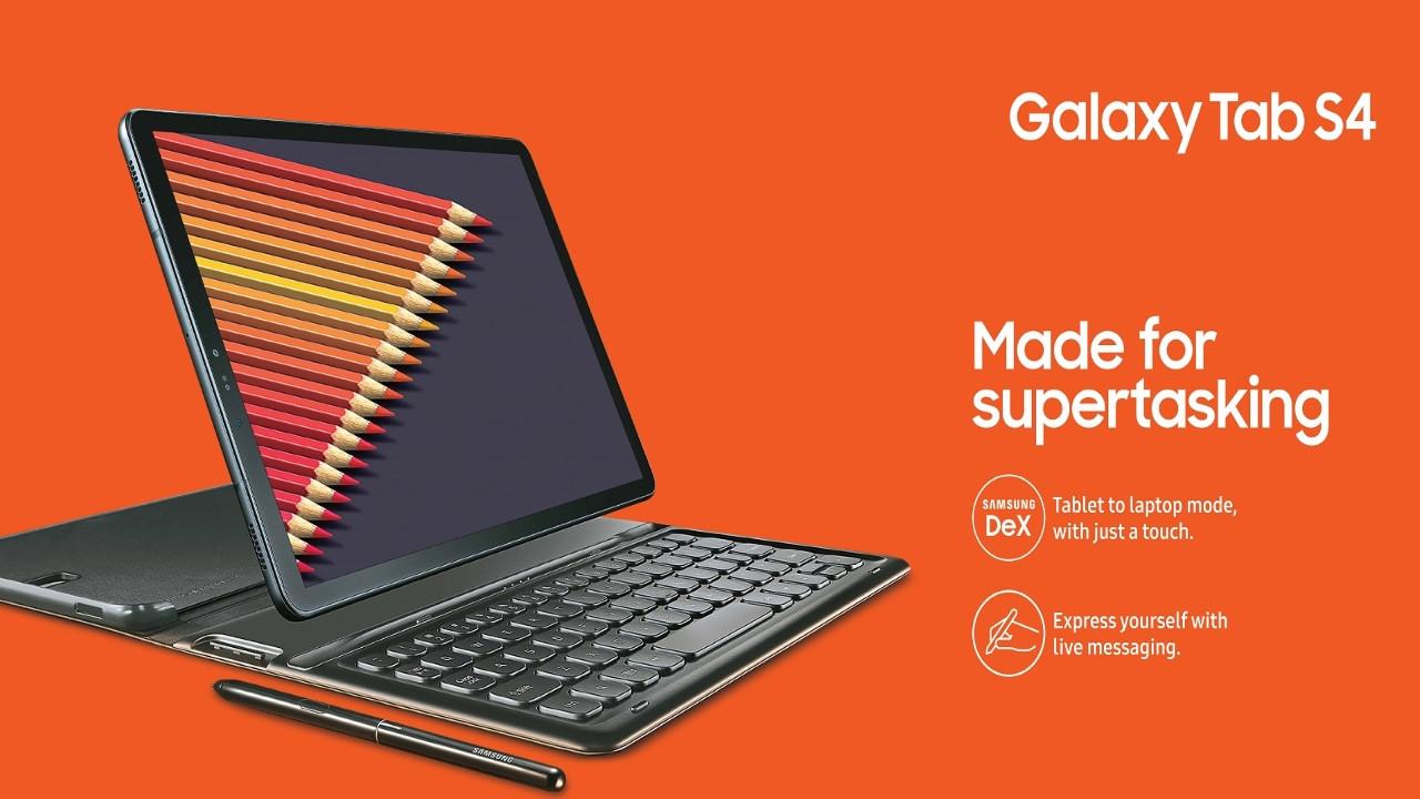 Samsung Galaxy Tab S4 beklenen güncellemeyi aldı!