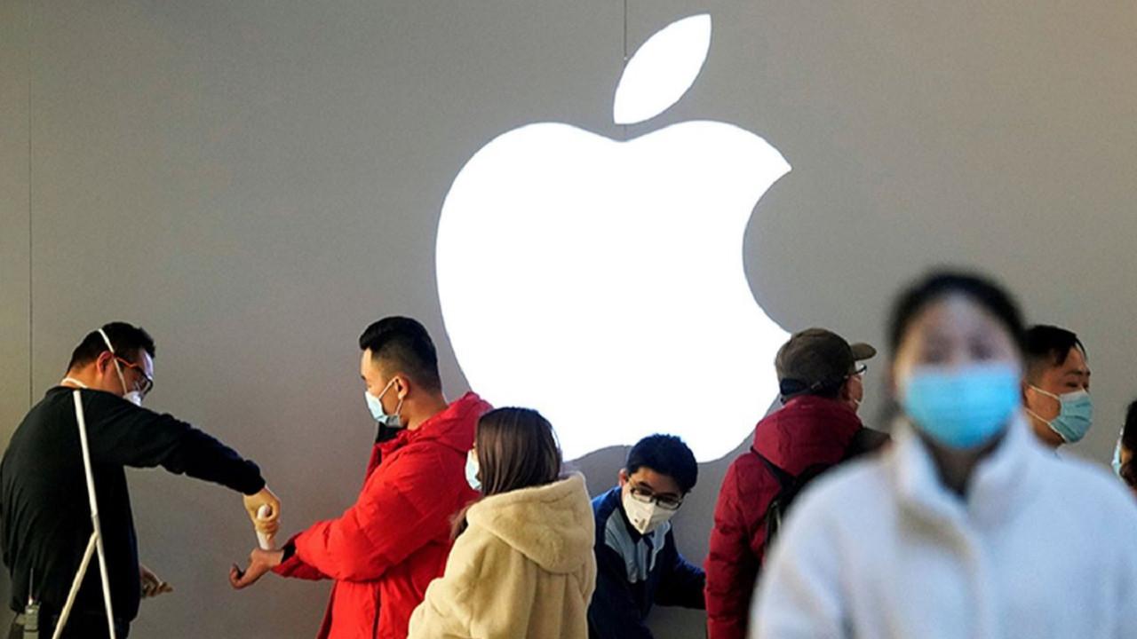 Apple Çin'e meydan okudu! Paramız var!
