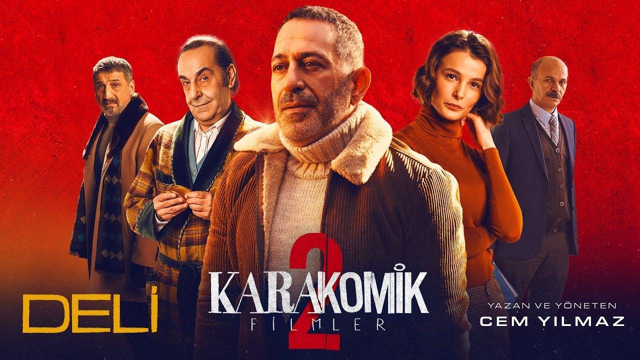 Netflix Karakomik Filmler 2 bombasını patlattı!