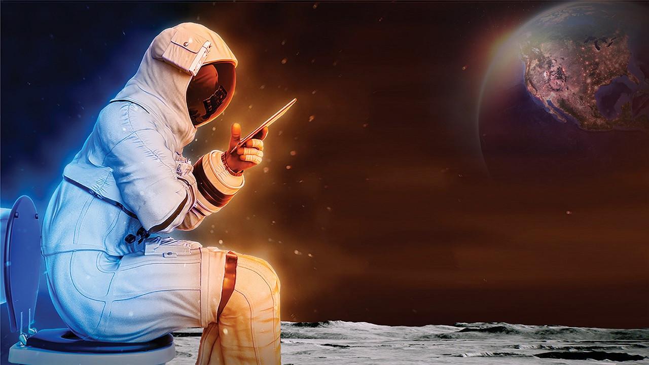 NASA'dan 35 bin dolar ödüllü 'uzay tuvaleti' yarışması!