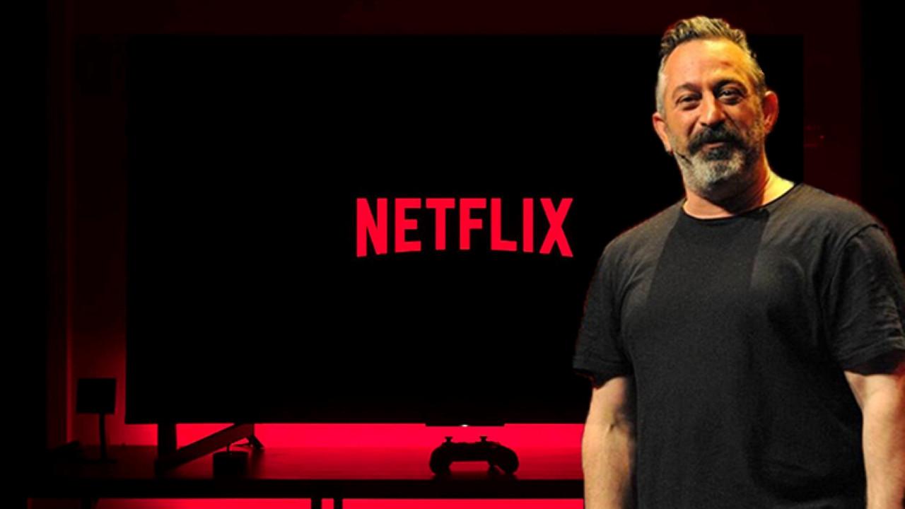 Şimdi Netflix düşünsün! Cem Yılmaz dizi çalışmalarına başladı!