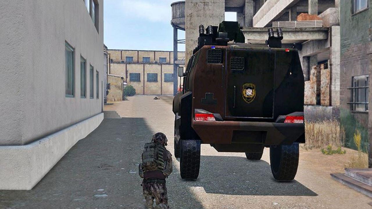 Yerli silah ve teçhizatlar Arma 3'e geldi!