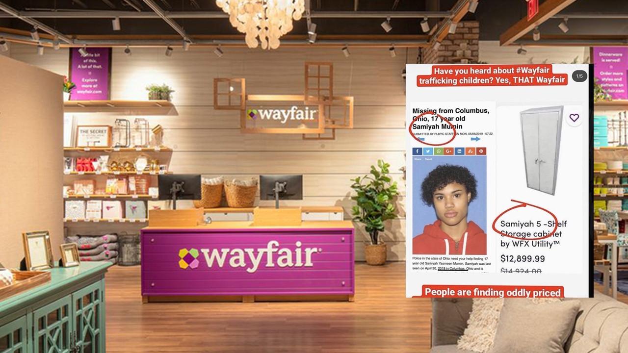 Wayfair olayı nedir? Wayfair ile ilgili ortaya atılan iddialar!