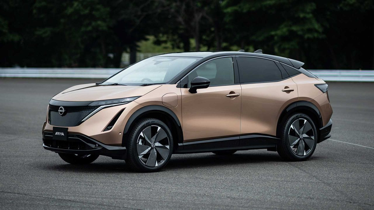 Tesla rakibi Nissan Ariya tanıtıldı! İşte fiyatı ve özellikleri! - Page 4