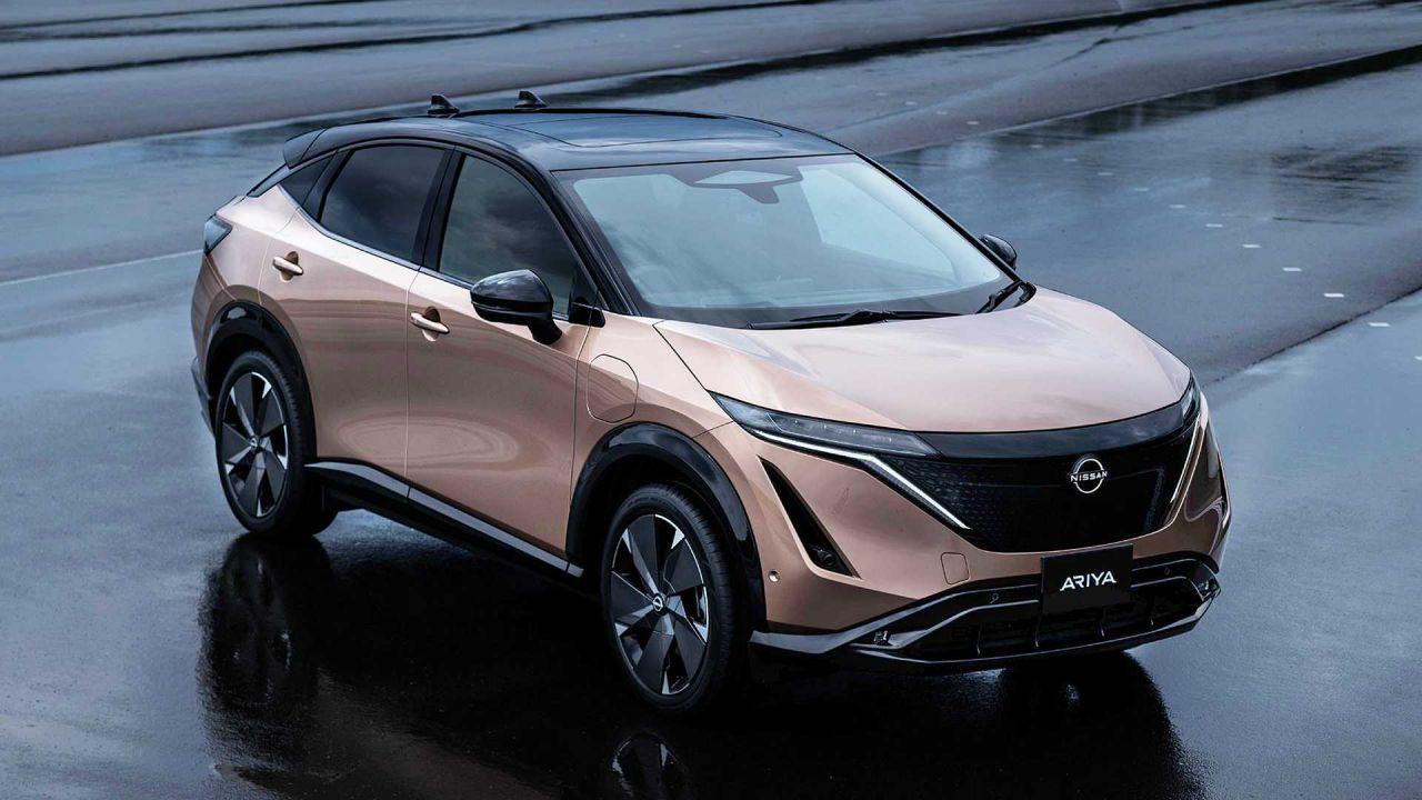 Tesla rakibi Nissan Ariya tanıtıldı! İşte fiyatı ve özellikleri! - Page 1