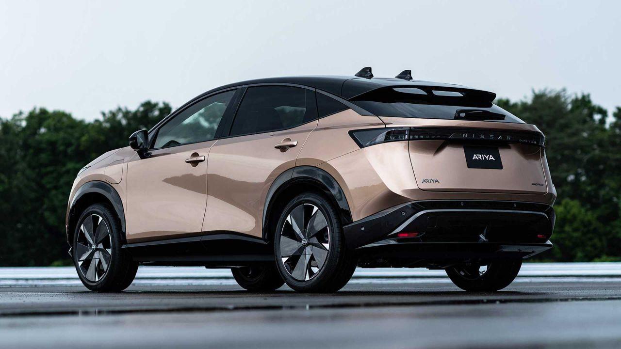 Tesla rakibi Nissan Ariya tanıtıldı! İşte fiyatı ve özellikleri! - Page 2