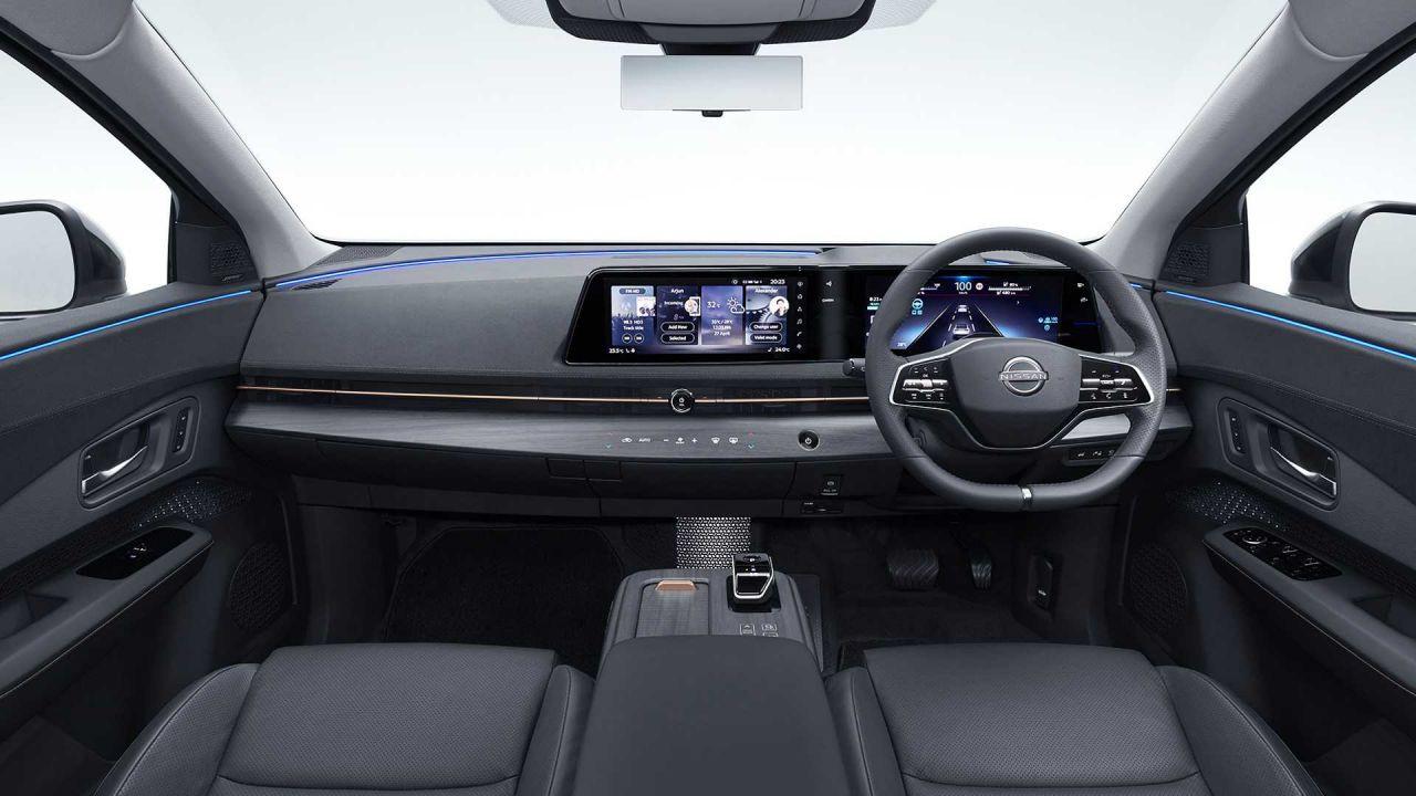 Tesla rakibi Nissan Ariya tanıtıldı! İşte fiyatı ve özellikleri! - Page 3
